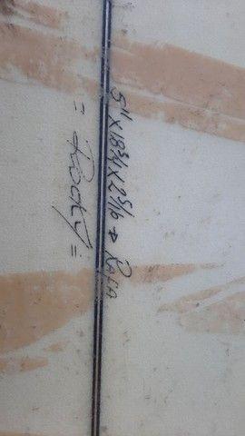 Prancha usada 5,11 - Foto 3