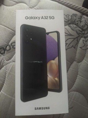 Samsung A32 novo 128 memória lacrado