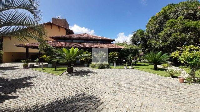 Mansão no Cond Torquato de castro aldeia/598m/ 4 suites/espaço gourmet com piscina/luxo - Foto 20