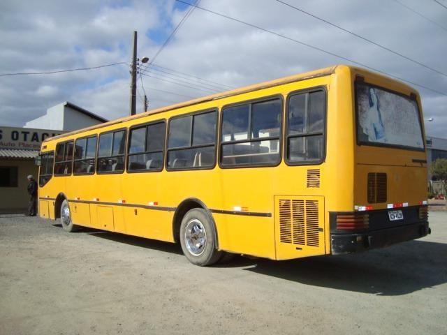 Ônibus Circular 1992 motor mercedes 1525 - Foto 2