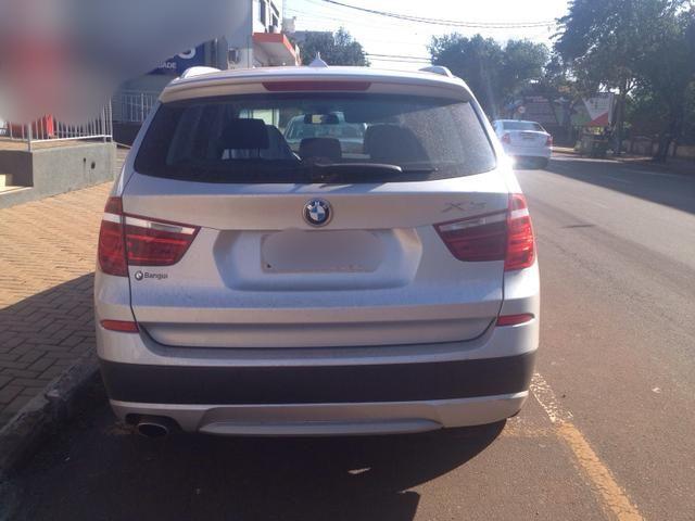 BMW X3 XDrive 2.0 Flex completa 2014 - Foto 8