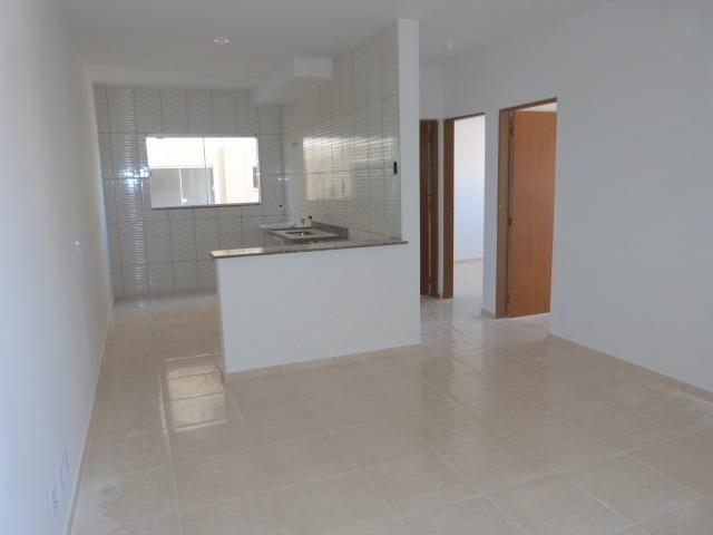 Apartamento de 2 quartos em condomínio fechado á venda na Cidade Ocidental - MCMV - Foto 10