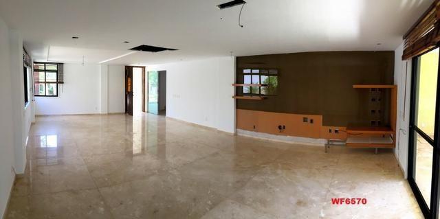 CA0611 Village Del Mare, Casa em condomínio nas dunas, 4 suítes, 3 vagas, bairro de Lourde - Foto 2