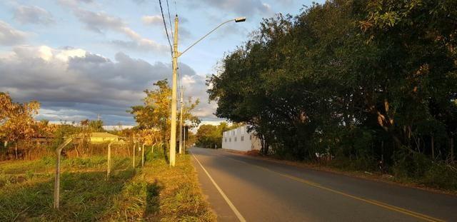 Área Comercial BR 259 Bairro Capim/GV