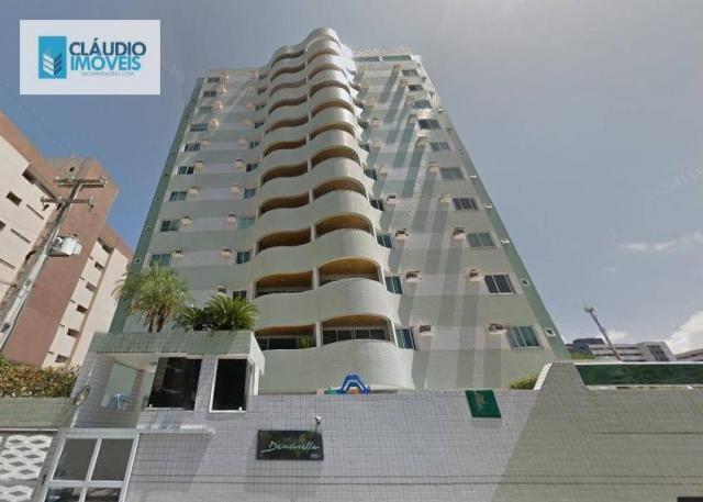 Apartamento 3 quartos, 120m², 2 vagas na Ponta Verde, Maceió, Alagoas