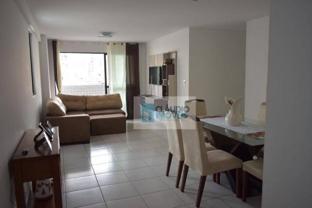 Apartamento residencial à venda, Jatiúca, Maceió.