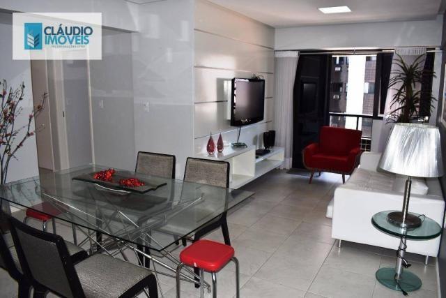 Apartamento 3 quartos, 3 banheiros à venda na Ponta Verde, Maceió, Alagoas