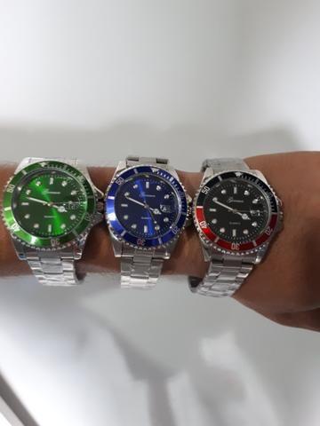 d561aebe774 2 Relógios Gonewa originais por 120