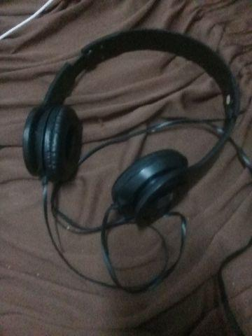Headphone preto
