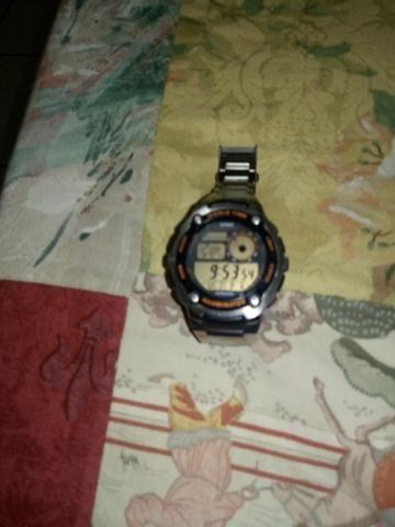 ab4e02e341c Relógio Casio modelo AE 2100 - Bijouterias