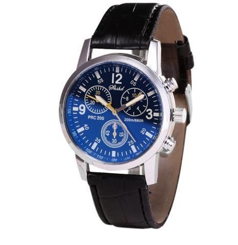 d76fb24c269 Horloge Homem Relógio De Quartzo Dos Homens Relógios De Lux ...