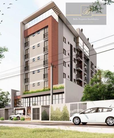 Apartamento com 1 dormitório à venda, 58 m² por R$ 289.425 - Santo Antônio - Joinville/SC