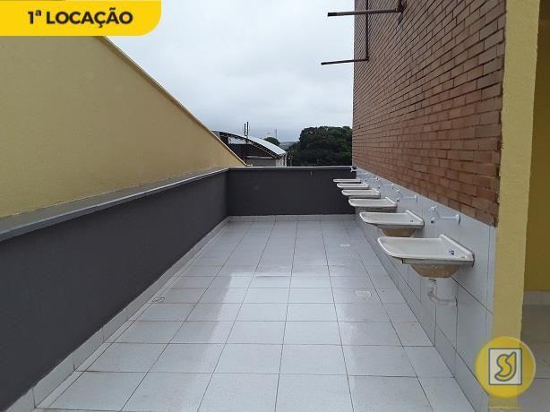 Kitchenette/conjugado para alugar com 1 dormitórios em Passaré, Fortaleza cod:49877 - Foto 2