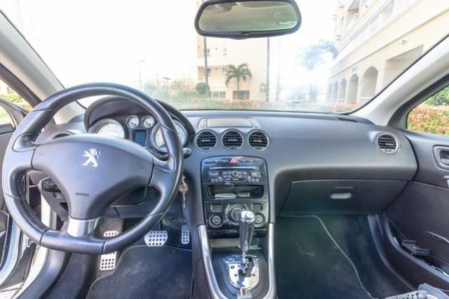 Peugeot Conversível 308cc 1.6 THP Turbo 100% original - Cabriolet - Foto 12