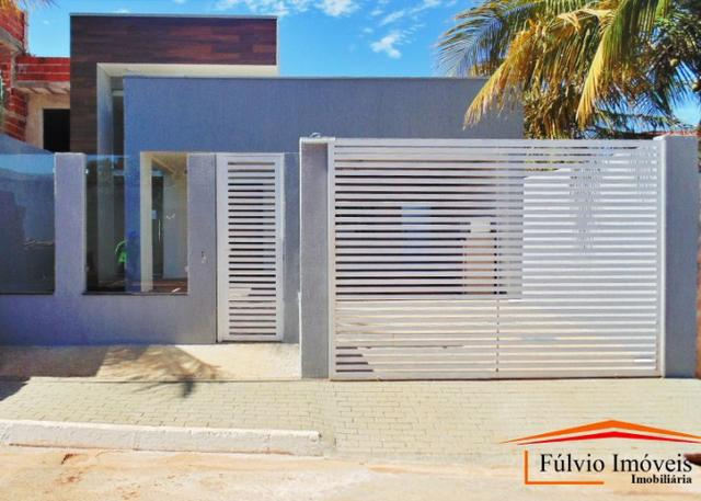 Espetacular! Condomínio privilegiado, moderna em Vicente Pires - Foto 2