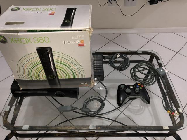 Xbox 360 + volante do 360 - Foto 3