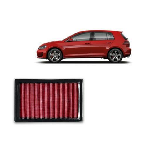 Filtro de Ar Esportivo Inbox Rs Vw Golf Gti Tiguan 2.0 Audi A3 TT S3