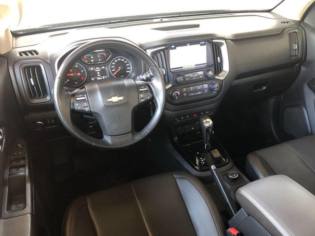Chevrolet trailblazer 2.8 ltz 4x4 turbo diesel - Foto 8
