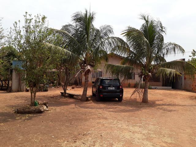 Casa em Cáceres troca ou venda ou alugo