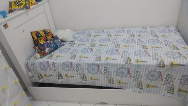Bicama + 1 colchão