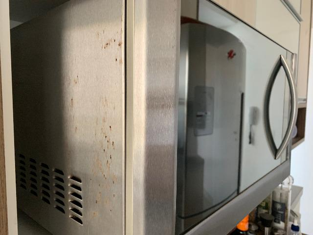 Microondas com defeiro - Foto 4