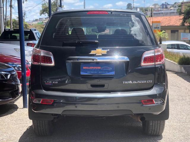 Chevrolet trailblazer 2.8 ltz 4x4 turbo diesel - Foto 7