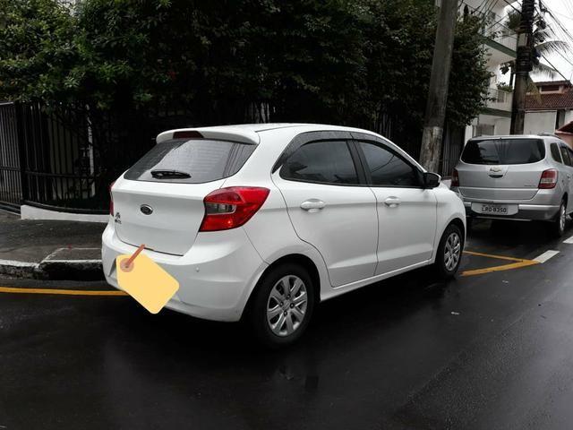 Ford Ka 1.0 SE 2017 99.000km GNV - Foto 4