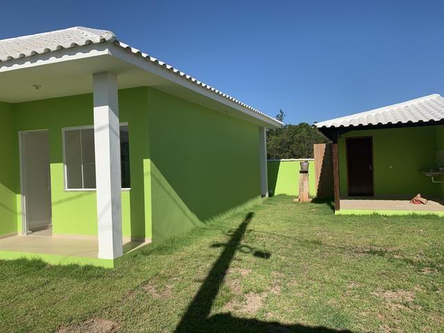 Linda casa nova - Jaconé - Foto 2