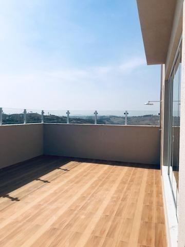 Aluga-se apartamento primeira moradia, quintal, prox futuro hospital universitário - Foto 12