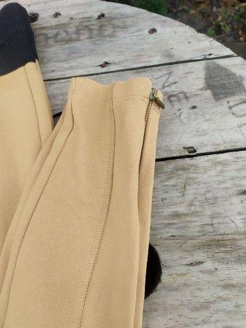 Calça montaria Zara M - Foto 2