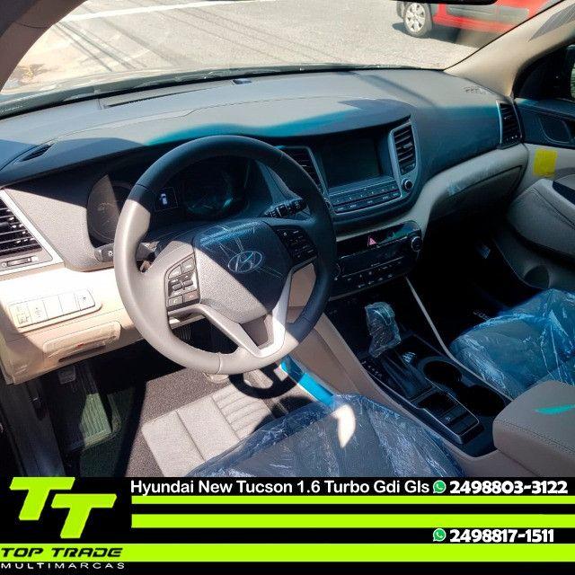 New Tucson 1.6 Turbo GLS 0km - Foto 3