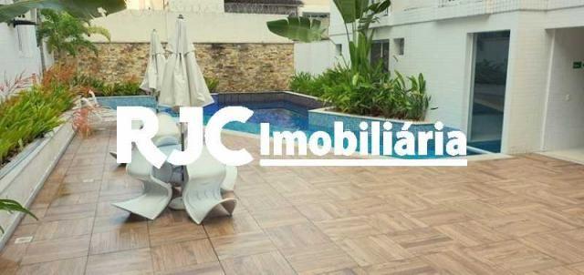 Apartamento à venda com 3 dormitórios em Vila isabel, Rio de janeiro cod:MBAP32983 - Foto 15