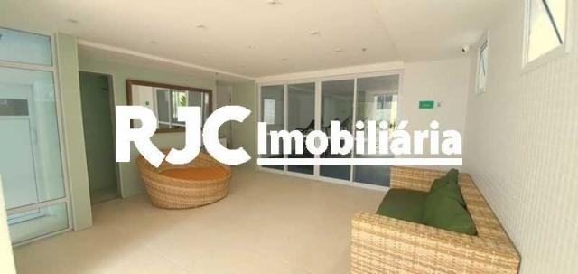 Apartamento à venda com 3 dormitórios em Vila isabel, Rio de janeiro cod:MBAP32983 - Foto 16