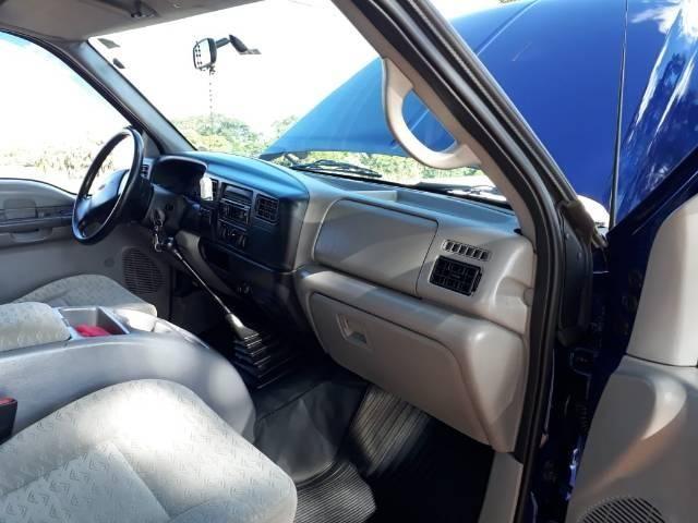 Ford f 250 cabine dupla ano 2000 - Foto 4
