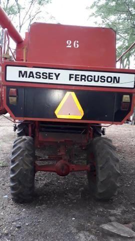 Massey Ferguson 6850 arrozeira tracionada - Foto 5
