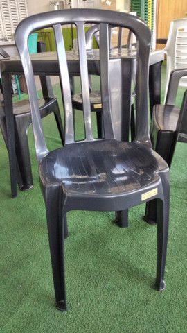 Jogo cadeira 4 lugares - Foto 2
