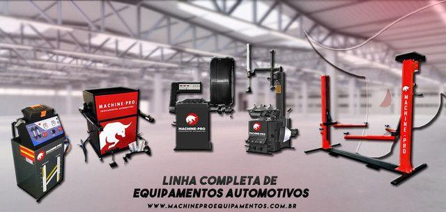 Elevador Automotivo Machine-Pro 2500 kg   Novo - Foto 2