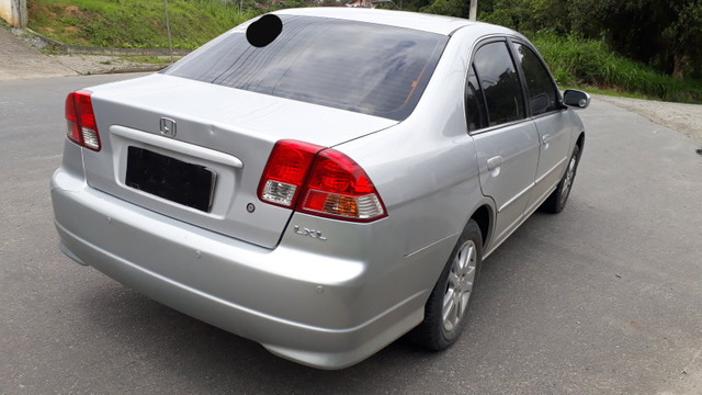 Civic lxl 1.7 automático - Foto 18
