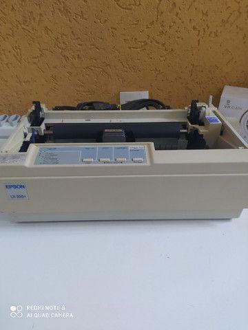 Impressora matricial lx300 + - Foto 4