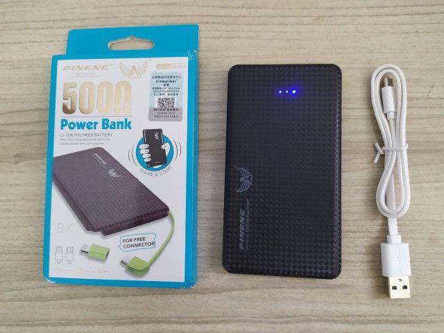 Bateria Extra Power Bank Pineng Original pn-951 - Foto 2