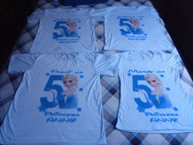 Camiseta para sua festa ou farra com seu estilo uai kkkkk - Foto 6