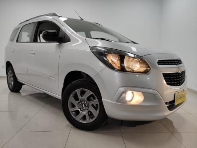 Chevrolet spin 2018 1.8 advantage 8v flex 4p automÁtico