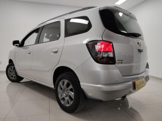 Chevrolet spin 2018 1.8 advantage 8v flex 4p automÁtico - Foto 17