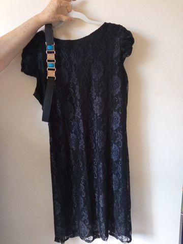 Vestido Renda 44 - Foto 2