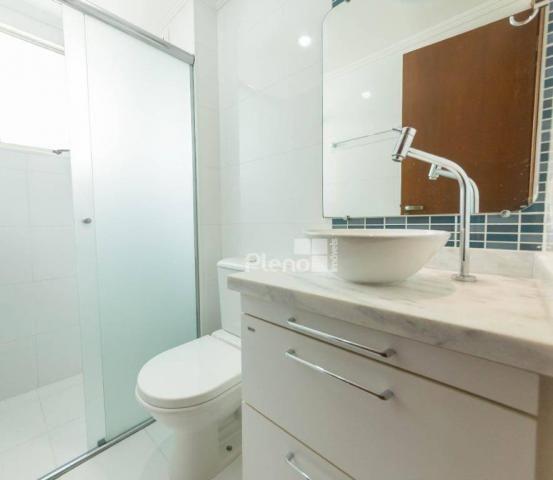 Apartamento com 3 dormitórios à venda, 132 m² por R$ 545.000,00 - Jardim Nova Europa - Cam - Foto 13