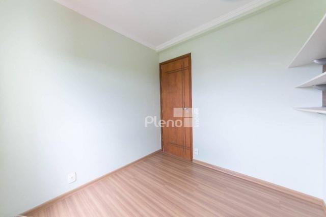 Apartamento com 3 dormitórios à venda, 132 m² por R$ 545.000,00 - Jardim Nova Europa - Cam - Foto 17