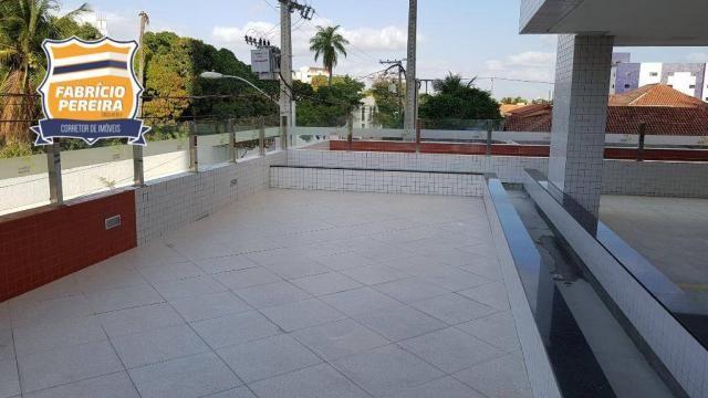 Apartamento à venda, 65 m² por R$ 179.144,54 - Palmeira - Campina Grande/PB - Foto 14