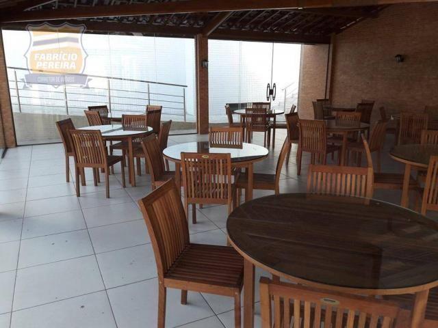 Apartamento à venda, 75 m² por R$ 294.000,00 - Catolé - Campina Grande/PB - Foto 3