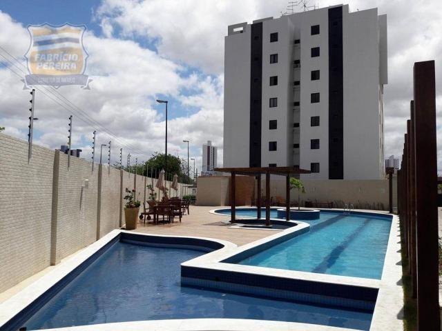 Apartamento à venda, 75 m² por R$ 294.000,00 - Catolé - Campina Grande/PB - Foto 13