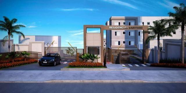 Residencial Santinni - 40 a 43m² - Sorocaba, SP - ID3971 - Foto 3